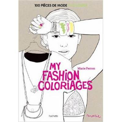 MY FASHION COLORIAGE