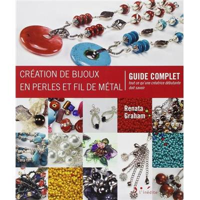 CREATION DE BIJOUX EN PERLES ET FIL METAL