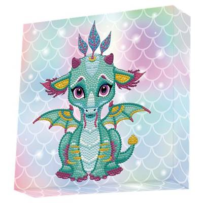 DOTZ BOX - ARIEL LE BEBE DRAGON