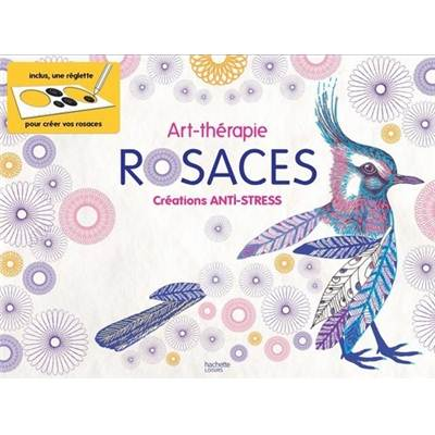 ART THERAPIE : ROSACES