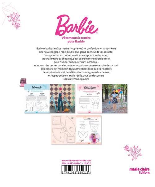 Vetements A Coudre Pour Barbie