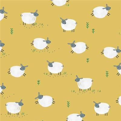 TISSU DASHWOOD STUDIO - FARM DAYS 1802 - COTON - 110 CM