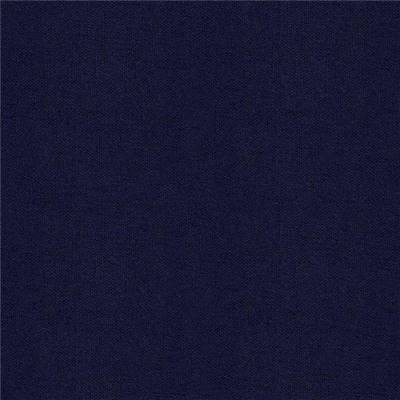 TISSU DASHWOOD STUDIO - POP - NAVY - COTON UNI - 110 CM