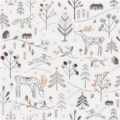 DASHWOOD STUDIO - WINTERFOLD 1338 - 100% COTON - mini 5m