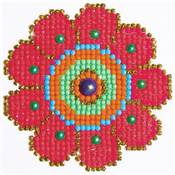 KIT BRODERIE DIAMANT - FLOWER POWER