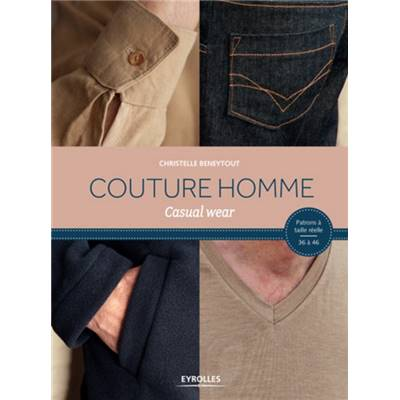 COUTURE HOMME - réimpression ?