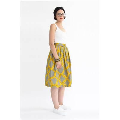 De Plissee I Couture Patron Am Hestia Jupe 3646 N8n0vmwO