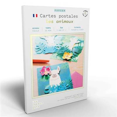 FRENCH'KITS - CARTES POSTALES - LES ANIMAUX