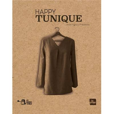 HAPPY TUNIQUE - MODELE IDEAL POUR LES DEBUTANTS
