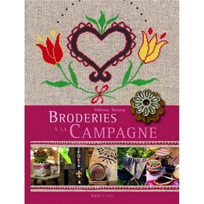 BRODERIES A LA CAMPAGNE