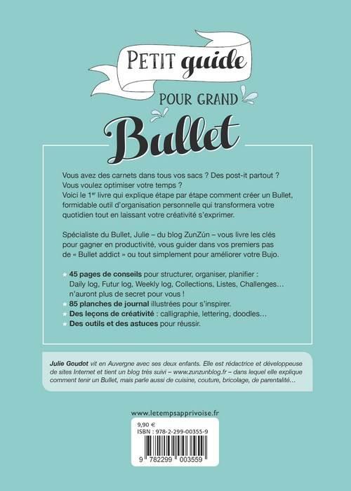 PETIT GUIDE POUR GRAND BULLET a81a090cb1c0