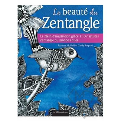 LA BEAUTE DU ZENTANGLE