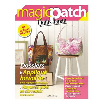MAGIC PATCH QUILTS JAPAN - APPLIQUE HAWAIEN