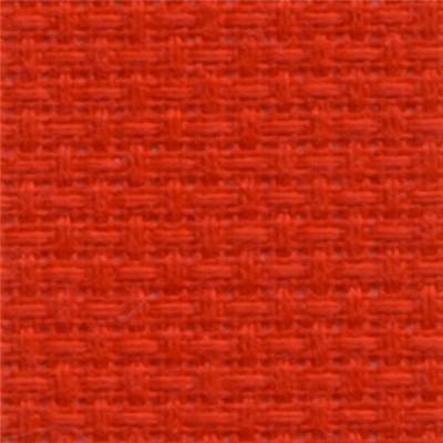 COUPON AÏDA 5.5 PTS Rouge- 50 x 40 cm