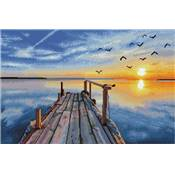 KIT BRODERIE DIAMANT - SUNSET JETTY