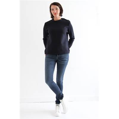 PATRON COUTURE FEMME - I AM EMILIEN - PULL MARIN - 36/46