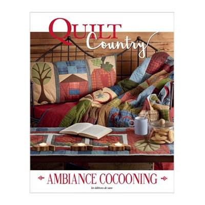 QUILT COUNTRY 51 - AMBIANCE COCOONING