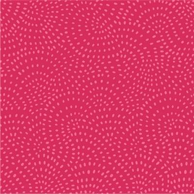 TISSU DASHWOOD STUDIO - TWIST SORBET  - 100% COTON - mini 5 m