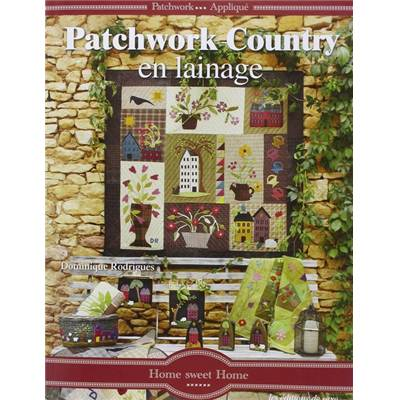 PATCHWORK COUNTRY EN LAINAGE