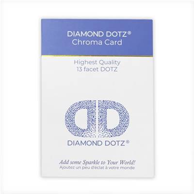 NUANCIER STRASS DIAMOND DOTZ - 461 COULEURS - PERLES REELLES