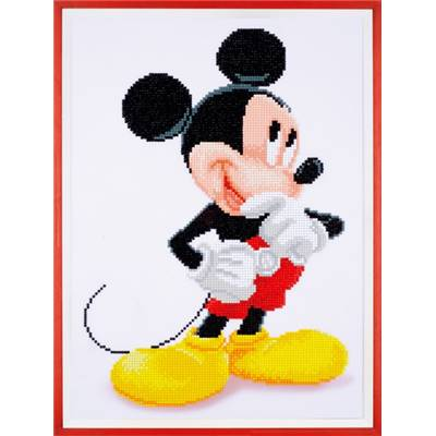 KIT BRODERIE DIAMANT - MICKEY MOUSE - DISNEY