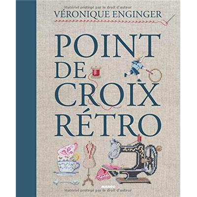 POINT DE CROIX RETRO - V. ENGINGER