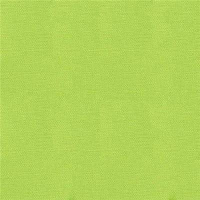 TISSU DASHWOOD STUDIO - POP - LIME - COTON UNI - 110 CM