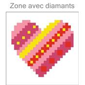 KIT BRODERIE DIAMANT - ART DU PATCHWORK
