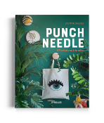 PUNCH NEEDLE - 27 CREATIONS A BRODER