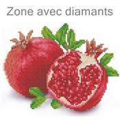 KIT BRODERIE DIAMANT - DELICIEUSES GRENADES