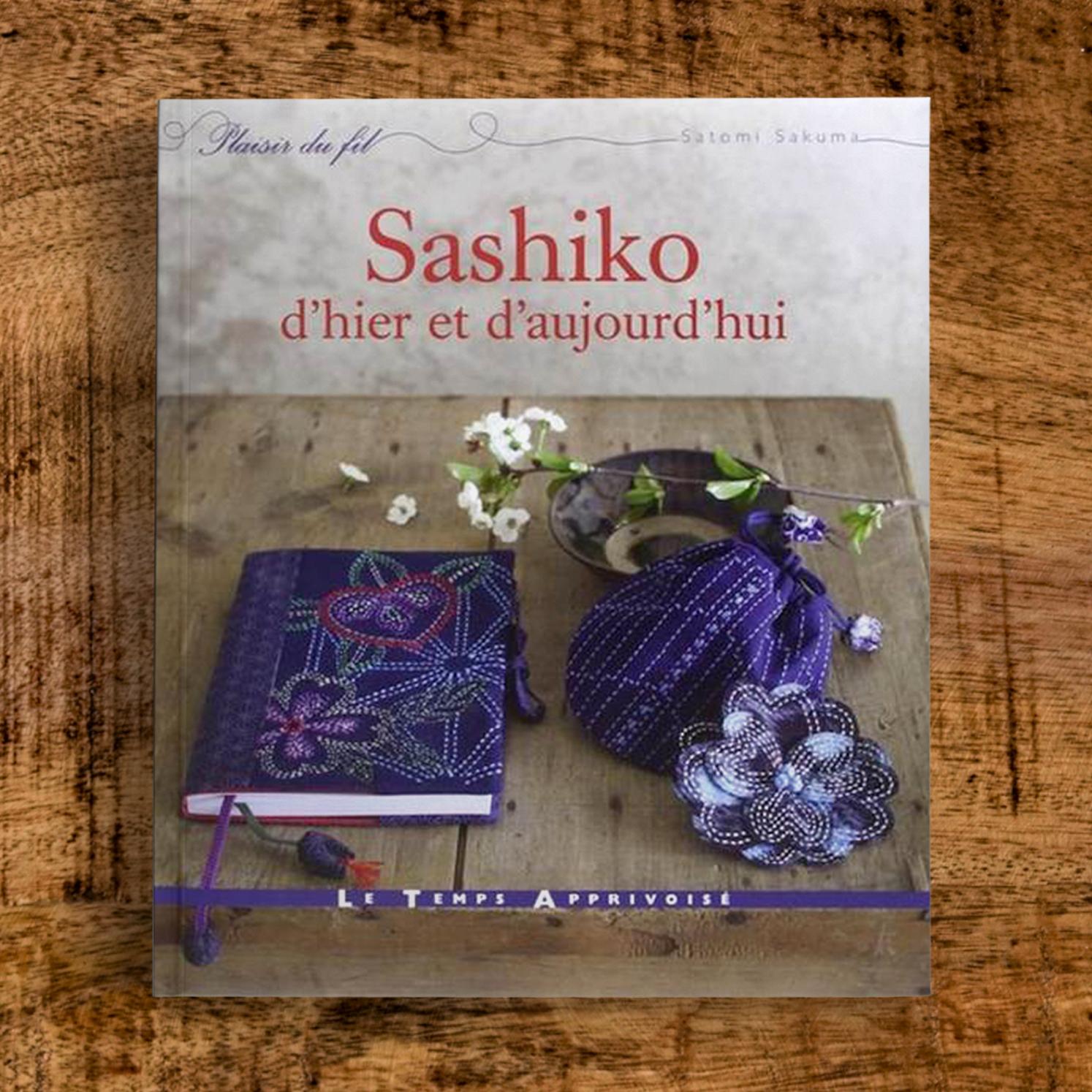 Sashiko Selection Pour La Technique De Broderie Japonaise