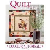 QUILT COUNTRY 50 - DOUCEUR AUTOMNALE