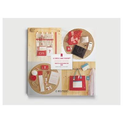 VINYLE LAQUE PERFORE IDEAS BOOK - OBJECTS AND ACCESSORIES FOR HER