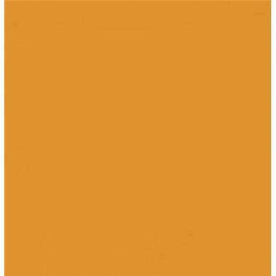 DESIGNER ESSENTIALS -TISSU UNI SATINE -114 CM - ORANGE VIF Mini 6.85m