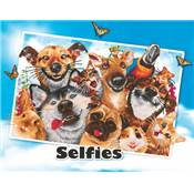 KIT BRODERIE DIAMANT - SELFIES CHIENS CHATS ETC.