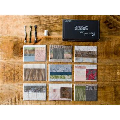 LECIEN - SAMPLER KIT CENTENARY CENTENARY COLLECTION - YOKO SAITO