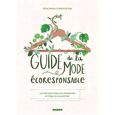 GUIDE DE LA MODE ECORESPONSABLE