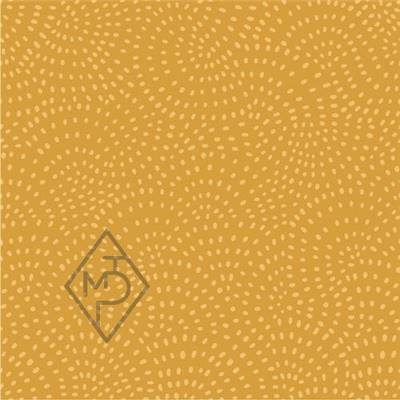 TISSU DASHWOOD STUDIO - TWIST GOLD  - 100% COTON - minimum 5 m
