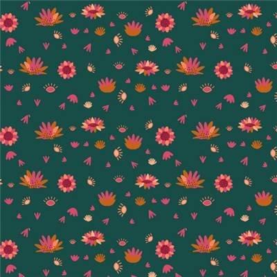 DASHWOOD STUDIO - SERENGETI - 100% COTON - minimum 5m - SEPTEMBRE