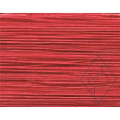 FIL A GANT ET APPLICATION COTON-COL.525-ROUGE- x6 BOB. de 150 M