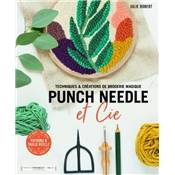 PUNCH NEEDLE - JULIE ROBERT