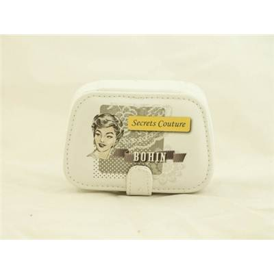 TROUSSE SECRET DE COUTURE   GRISE