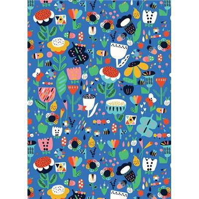 DASHWOOD STUDIO - EDEN POP 1327 - 100% COTON - mini 5m