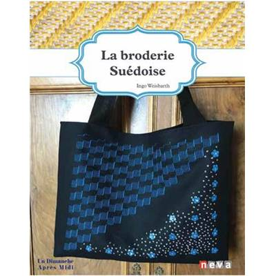 BRODERIE SUEDOISE - SIMPLICITE & ELEGANCE SCANDINAVE
