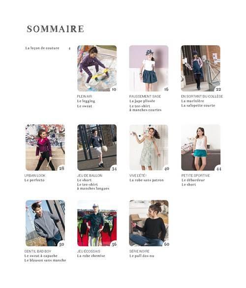 Couture Pour Jeunes Ados 15 Patrons Inclus Tailles 10 A