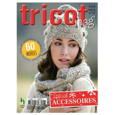 TRICOT MAG HS 17 - SPECIAL ACCESSOIRES - 60 MODELES