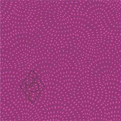 TISSU DASHWOOD STUDIO - TWIST VIOLET  - 100% COTON - minimum 5 m