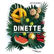 DINETTE - FRUITS LEGUMES & DOUCEURS AU CROCHET