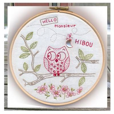 KIT MONSIEUR HIBOU - COLLECTION MARIE SUAREZ