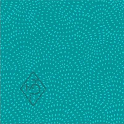 TISSU DASHWOOD STUDIO - TWIST VIRIDIAN  - 100% COTON - minimum 5 m